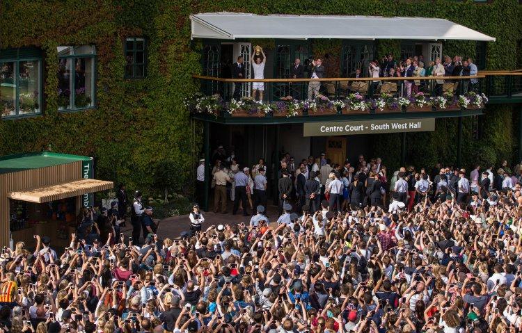 Wimbledon Day Fourteen