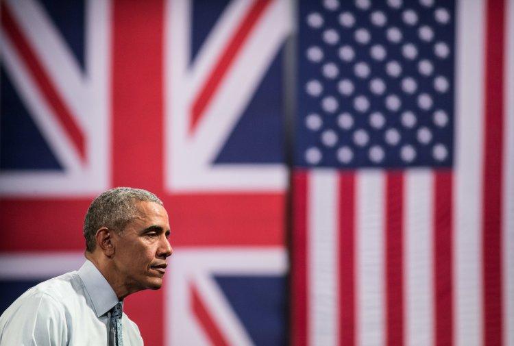Barack Obama, Town hall Q&A session, London