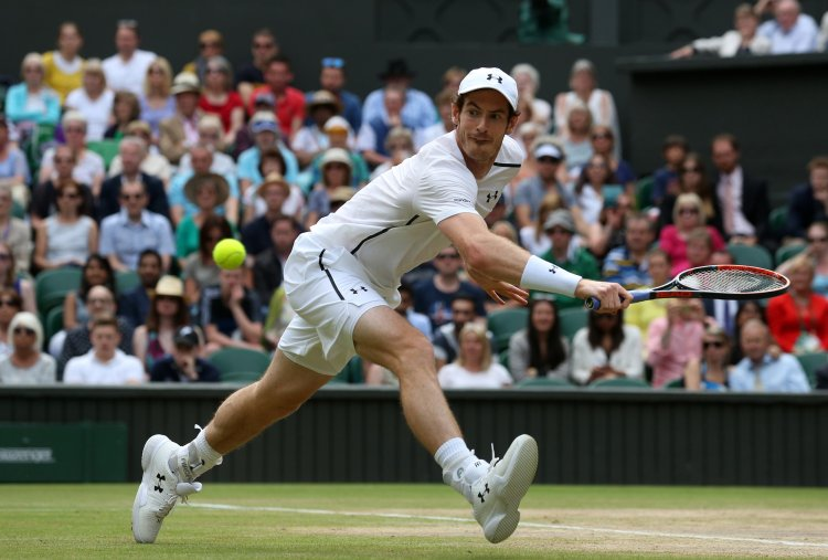 Wimbledon Day Twelve